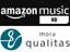 Amazon Music HDとmora qualitasを高音質に聴く!環境別ハードウェアガイド