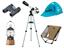 「天体観測」をベランダや庭で楽しむ! あると便利な厳選アウトドアグッズ