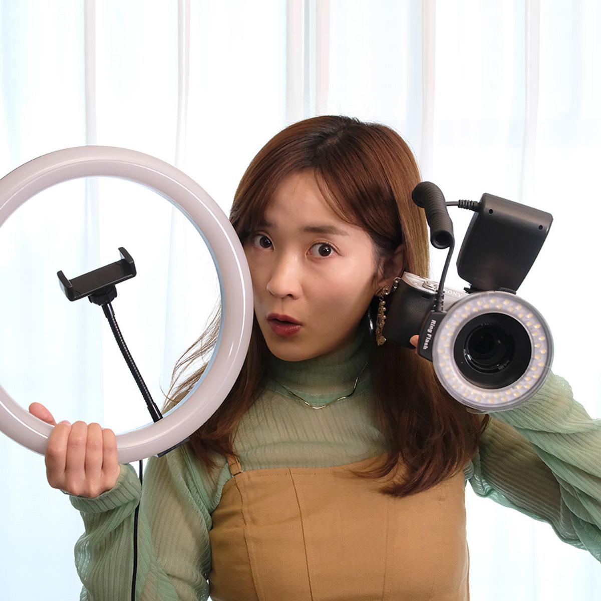 自宅撮影で盛れる技術! キャッチライトを加えるだけで仕上がり歴然【後編】
