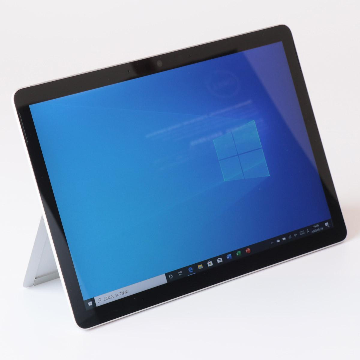 小学生がちょっとうらやましい! 画面が少し大きくなった「Surface Go 2」を試す