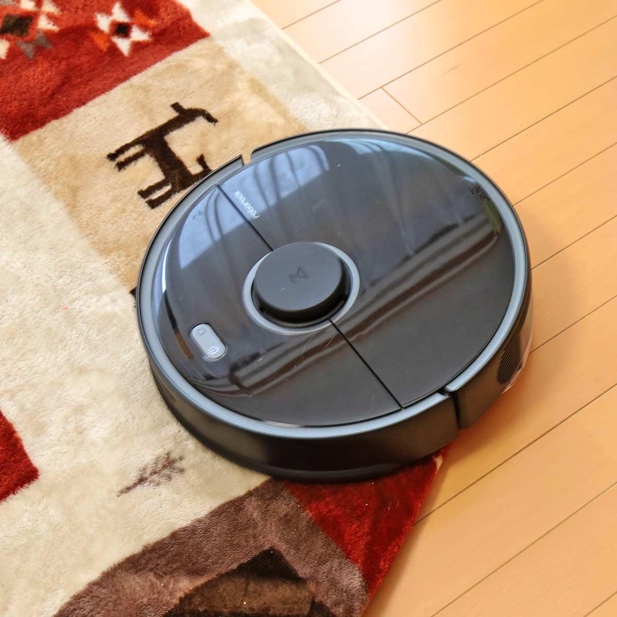 ペットがいる家はロボット掃除機が重宝する! 水拭きもできる「Roborock S5 Max」をレビュー