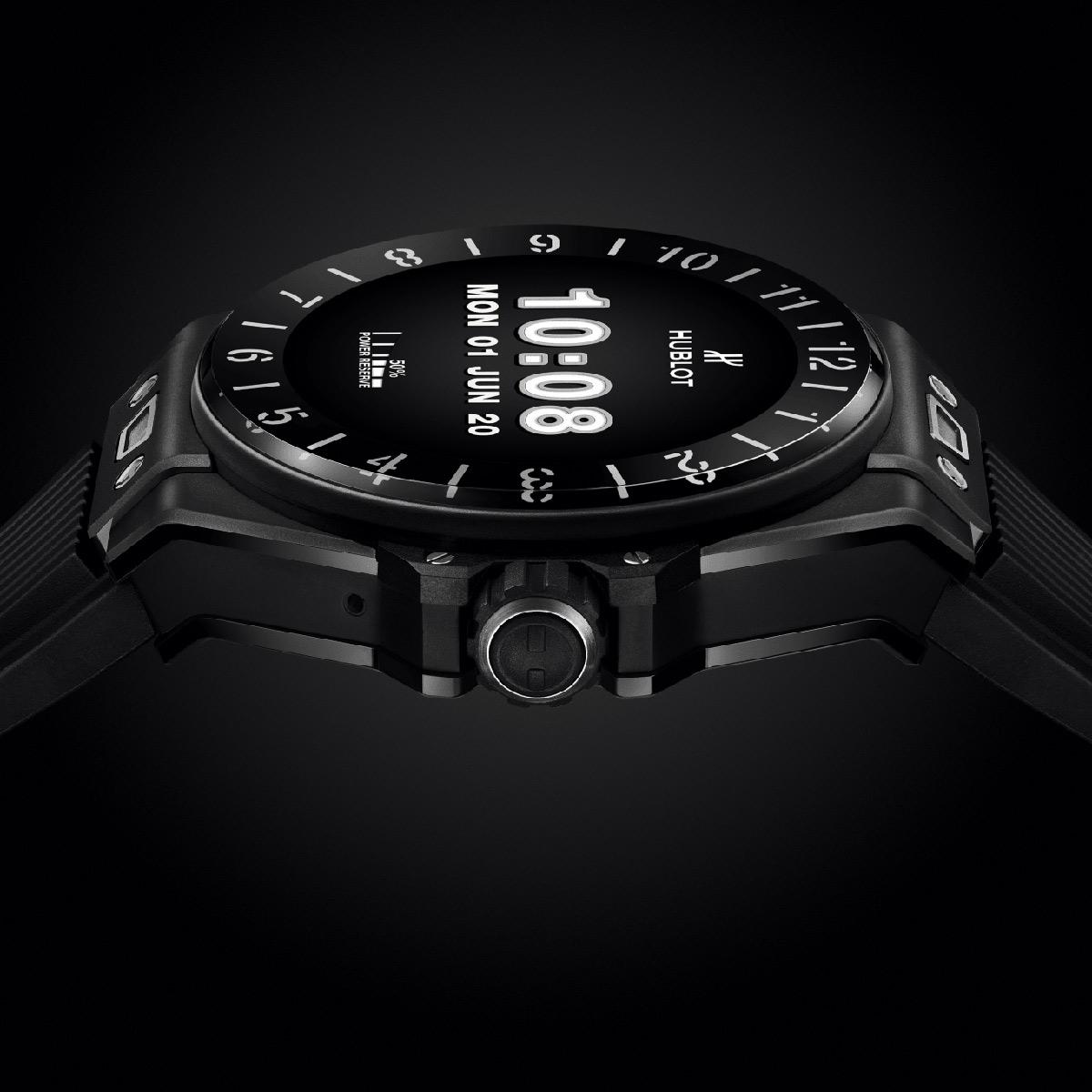 高級腕時計のウブロから新作スマートウォッチ登場。お値段約60万円