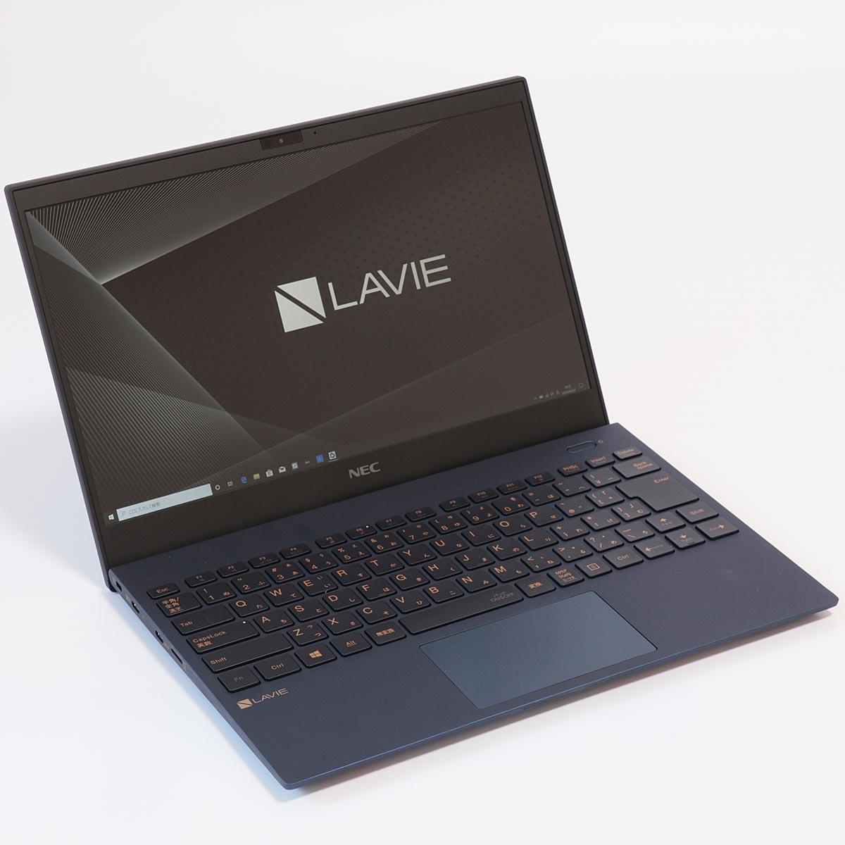 テレワークや在宅ワークに特化! 第2世代の「LAVIE Pro Mobile」を試す