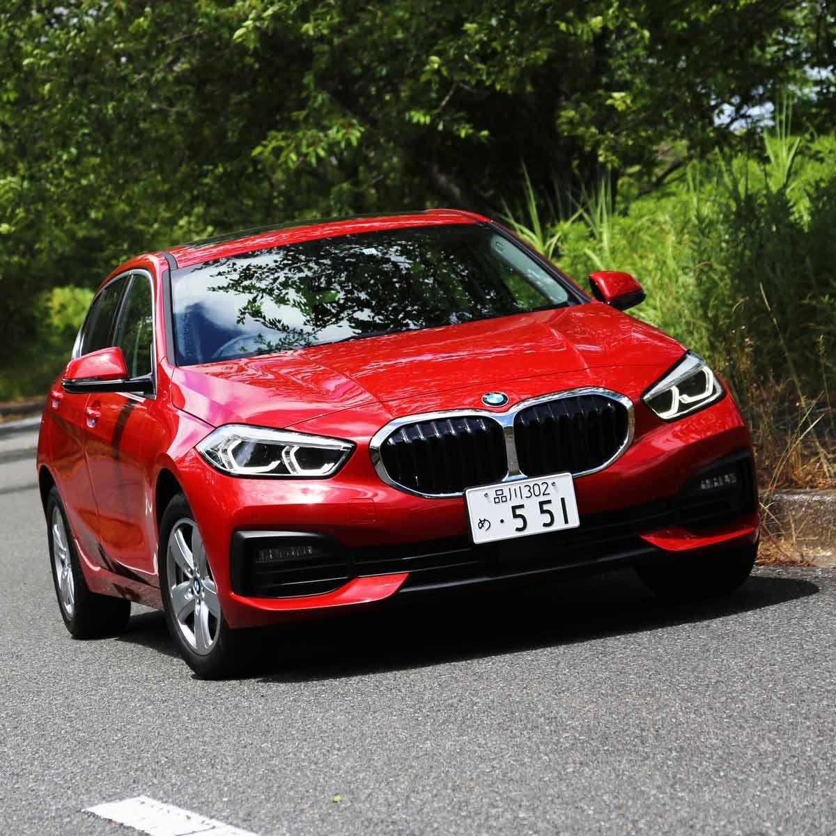 FRからFFになった! BMW 新型「1シリーズ」に試乗