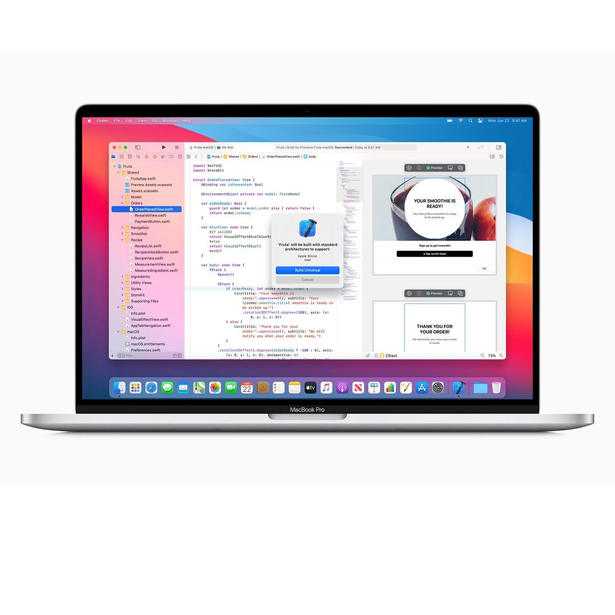 アップル、MacのCPUをインテルから「Appleシリコン」へ移行! 搭載モデルは年末に発売