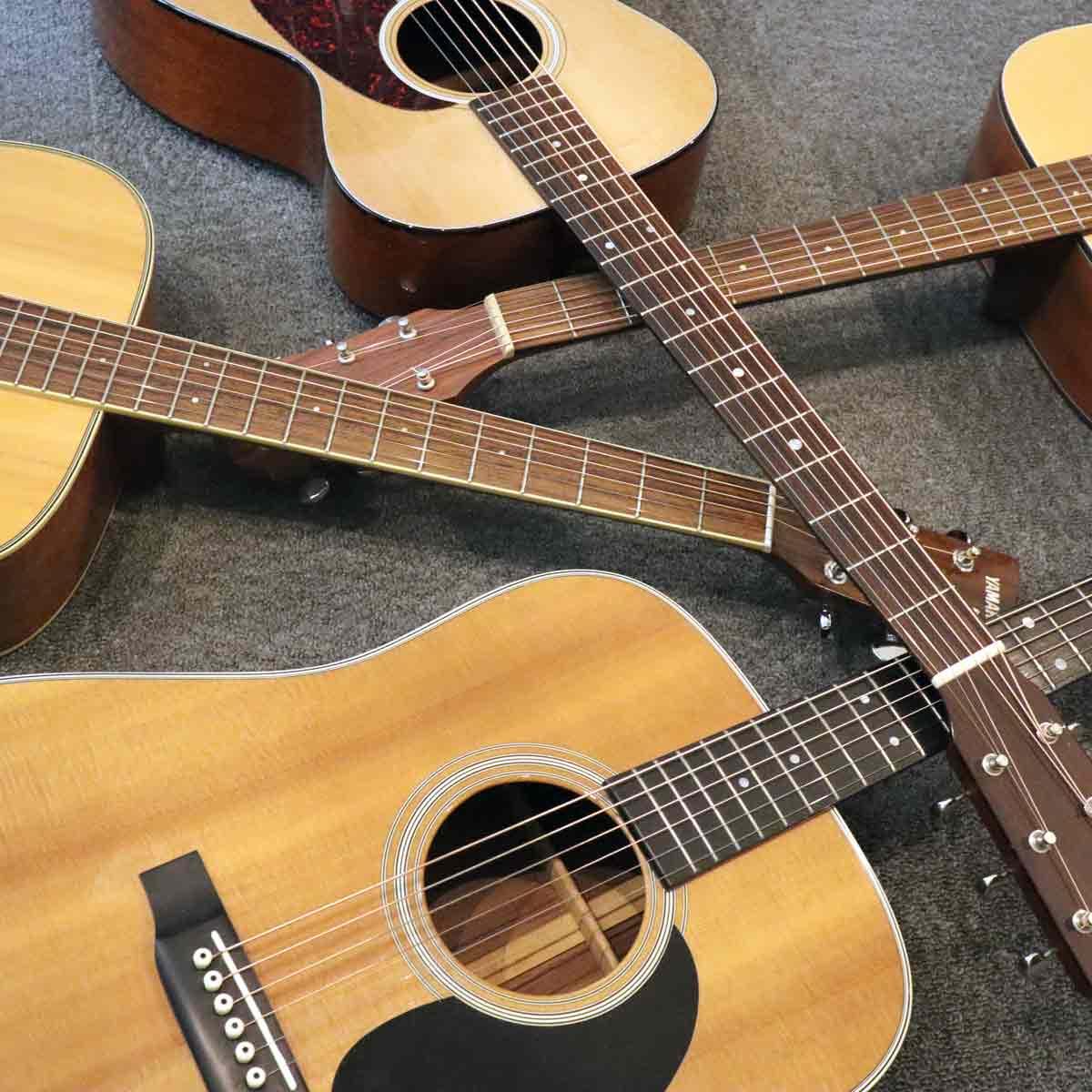 「アコースティックギター」10の魅力を徹底解説! プロがアコギを愛する理由