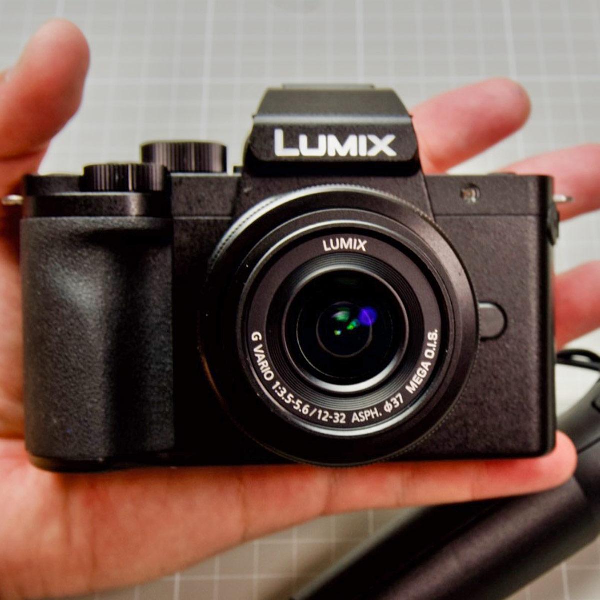 軽量小型のマイクロフォーサーズ機「LUMIX DC-G100」超速攻インプレ!