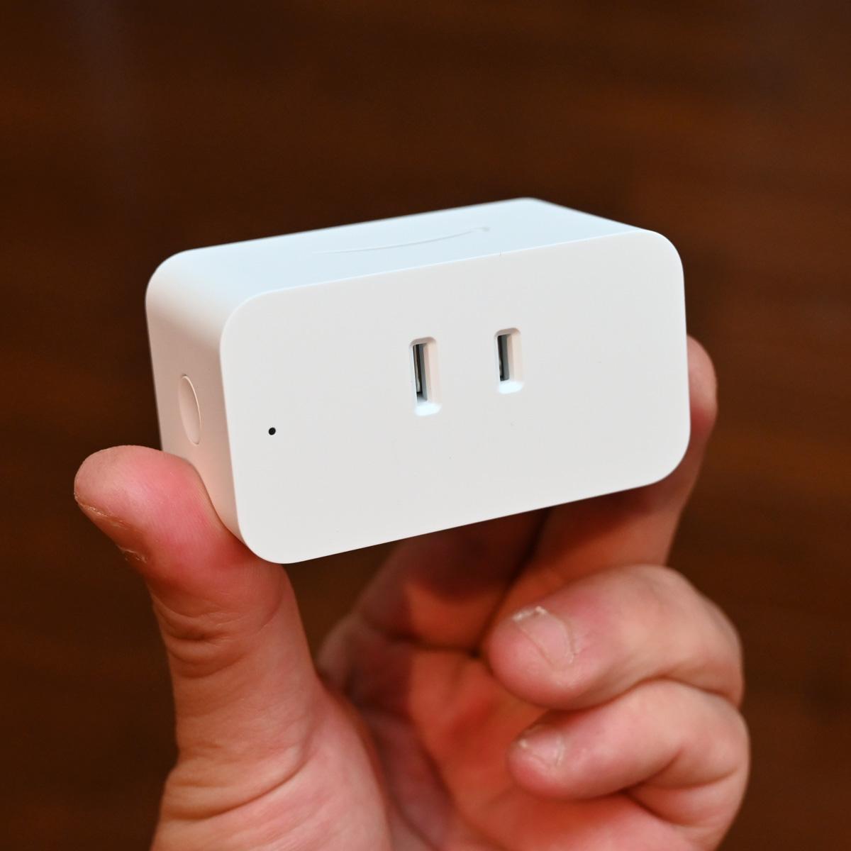 他社に比べて使い勝手はどう? 1,980円のAmazon純正スマートプラグ「Amazon Smart Plug」を試した