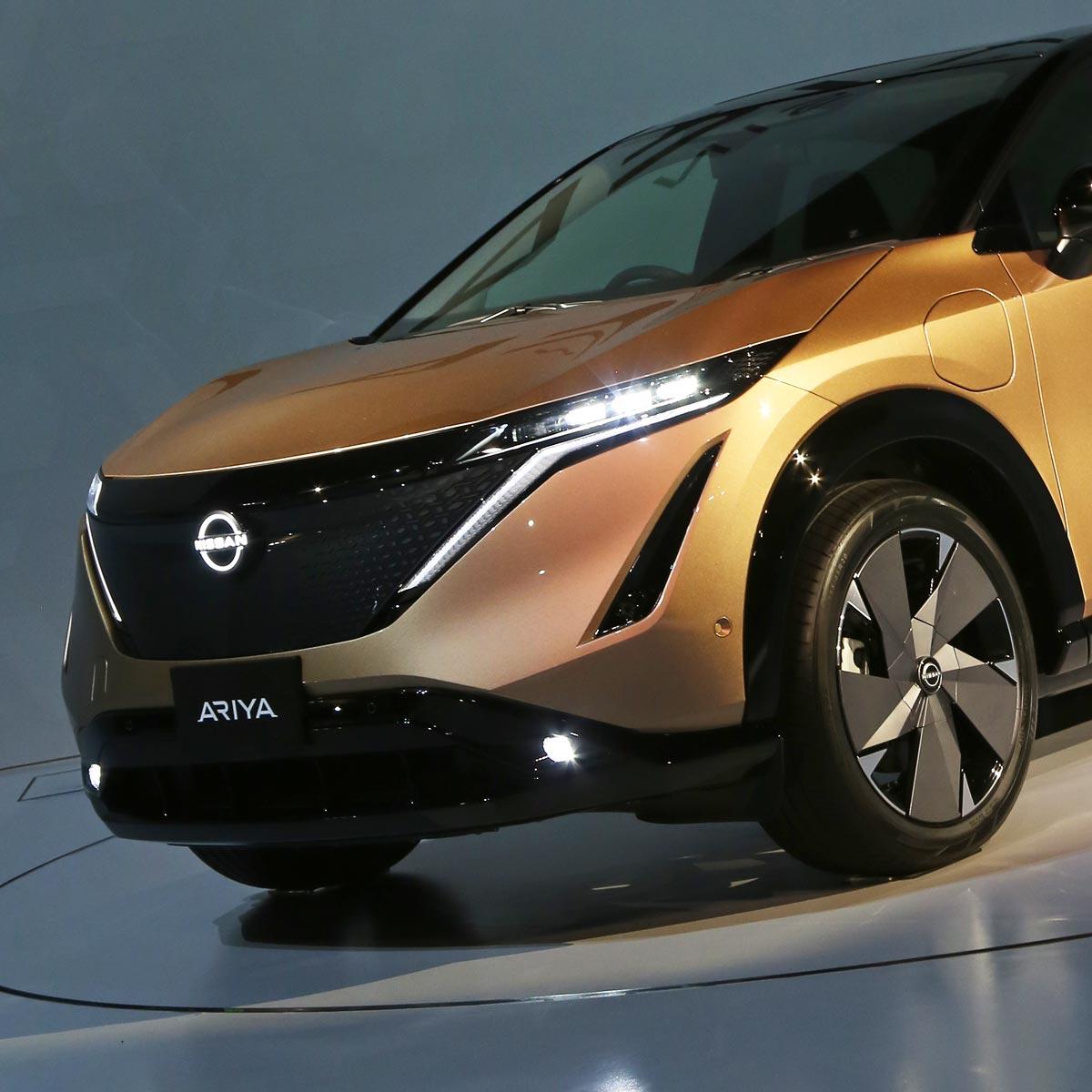 日産の新型EV「アリア」2021年発売!最高出力394ps、航続距離610kmのスペックが魅力的!