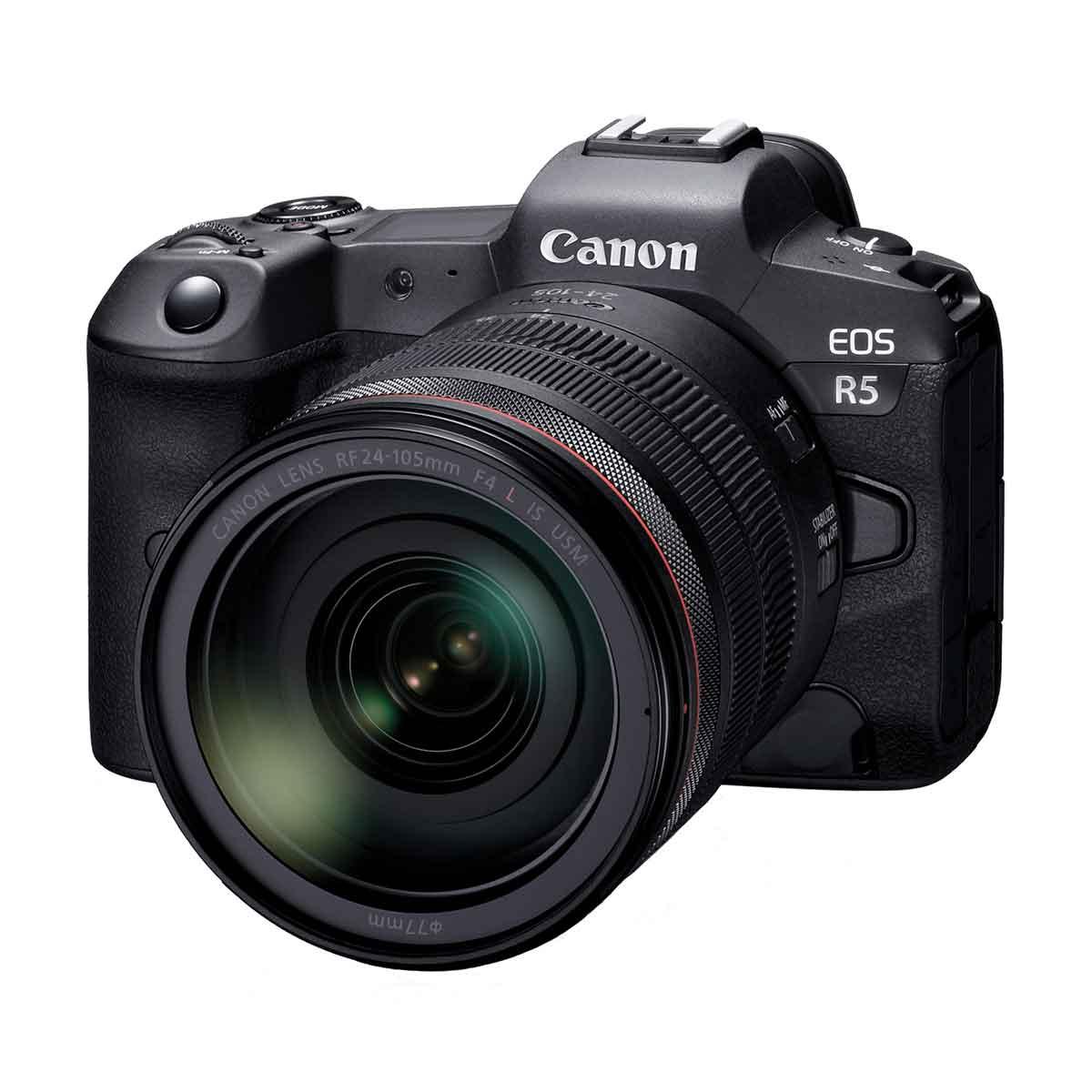 【今週発売の注目製品】キヤノンから、8K動画対応のフルサイズミラーレス「EOS R5」が登場