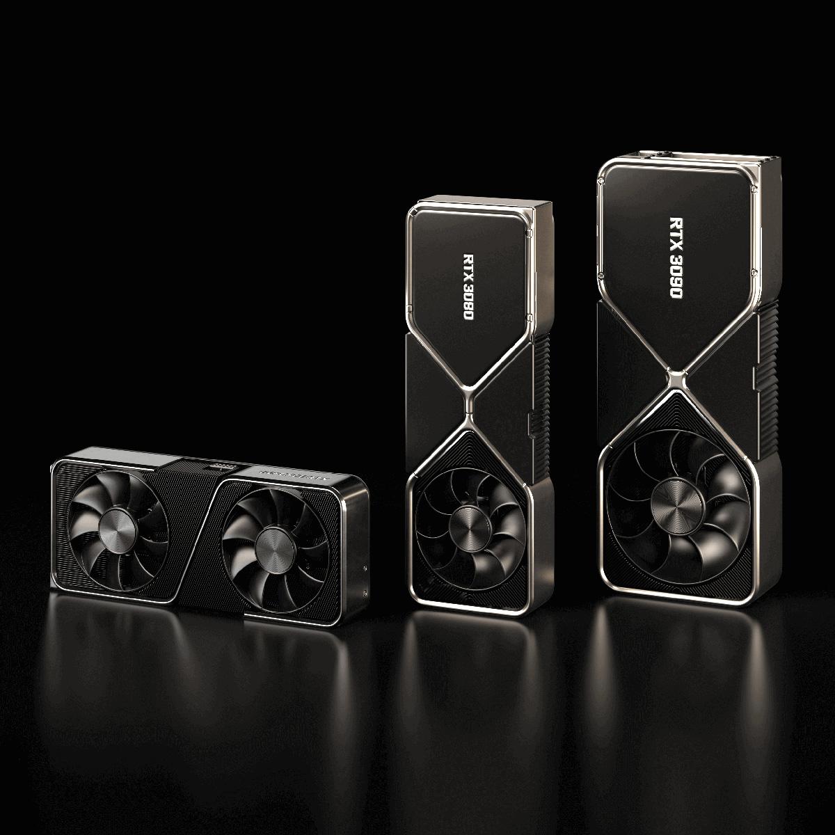 前世代比で最大2倍高性能! NVIDIAからAmpereアーキテクチャー採用のGeForce RTX 30 シリーズ登場
