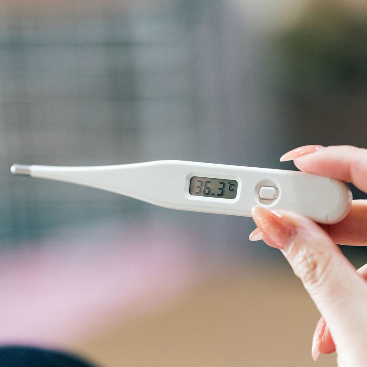 《2020年》体温計のおすすめ15選。衛生的な非接触体温計や正確な基礎体温計も