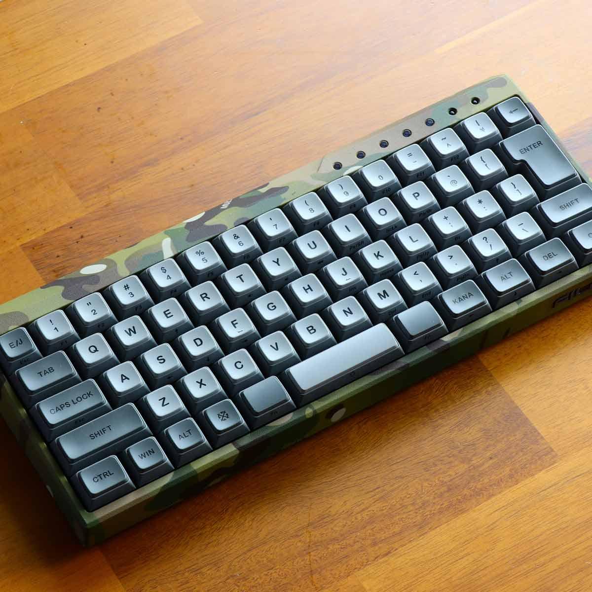 クセはあるけどハマる人はハマるはず! 超小型メカニカルキーボード「Majestouch MINILA-R Convertible」