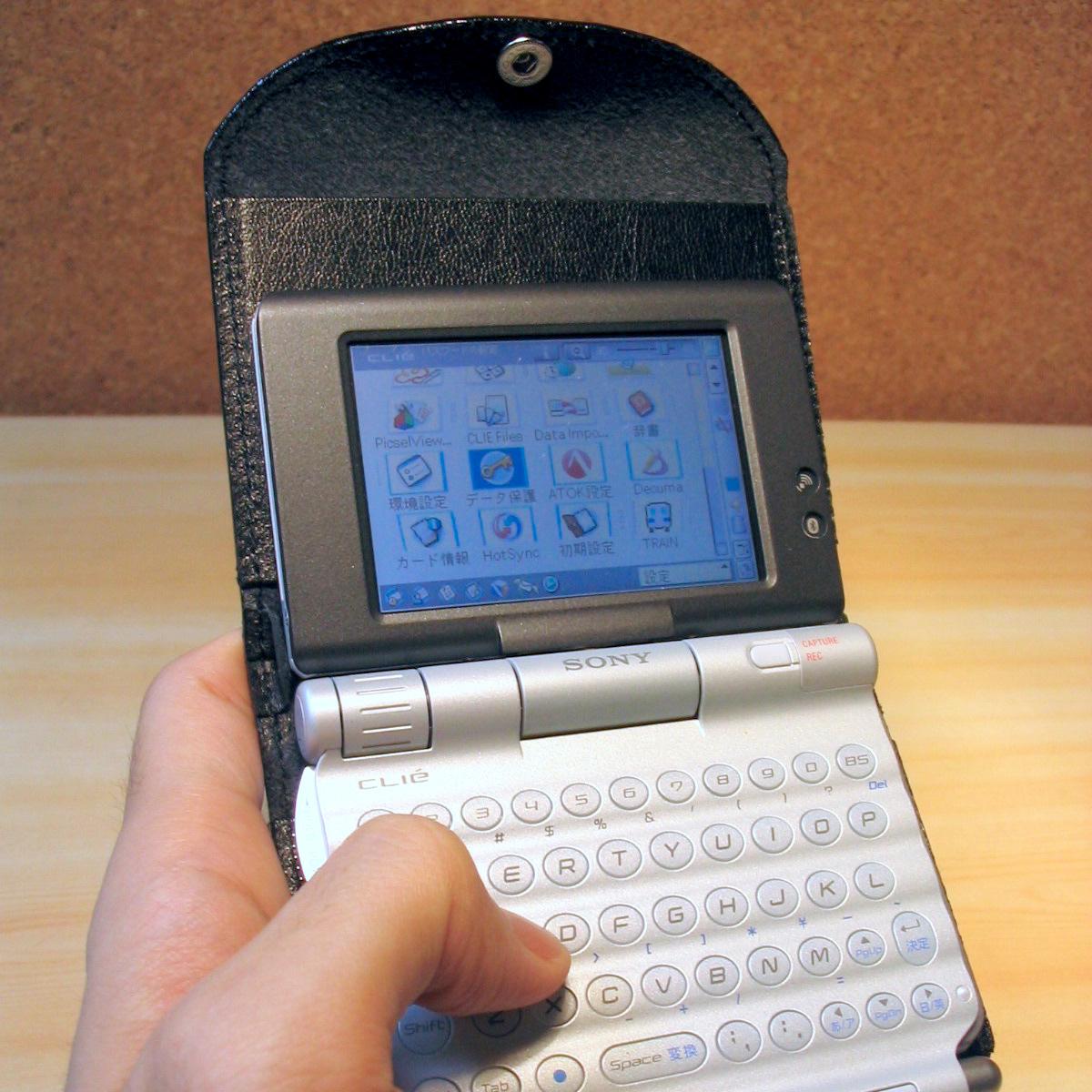 なぜ、「丑や」の本革PDAケースは人気だったのか? スマホになくてPDAにあった情熱とは