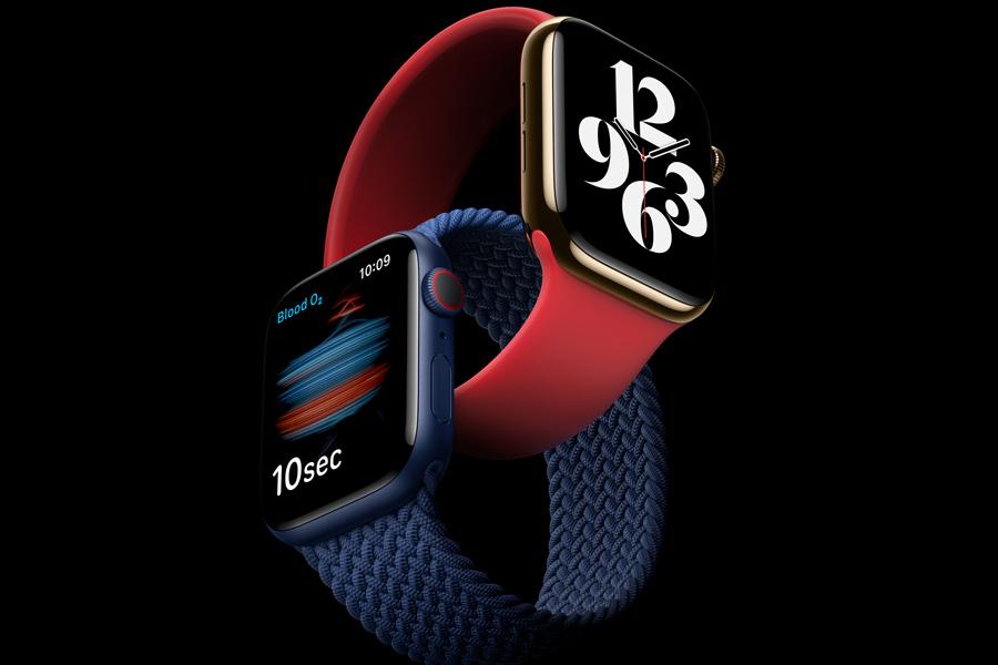 アップル、血中酸素濃度を測定できる「Apple Watch Series 6」と税別29,800円の「SE」 - 価格.comマガジン