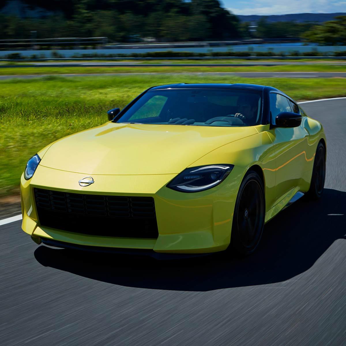 V6ツインターボに6MT採用!日産 新型「フェアレディZ」プロトタイプ世界初公開