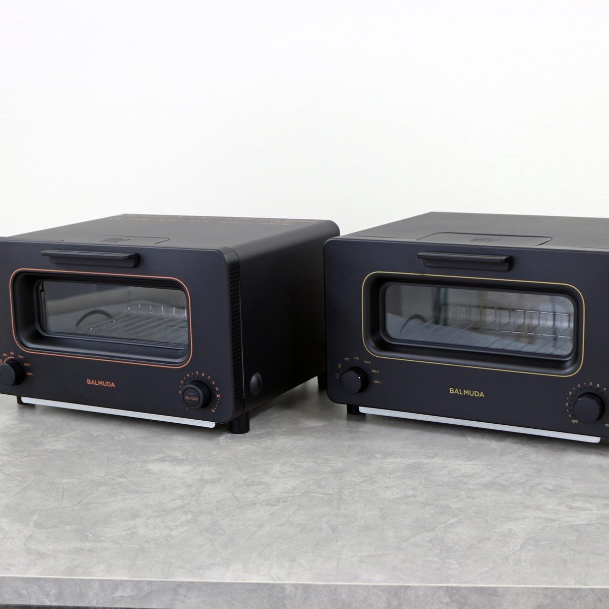 初代からのこだわりは継承!「BALMUDA The Toaster」の新モデルはどこが変わった?