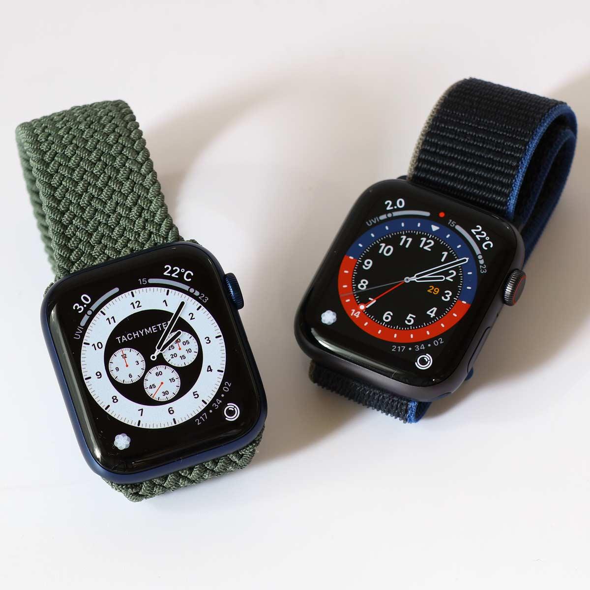最新Apple Watchを買うなら「Series 6」と「SE」どっちを選ぶ?