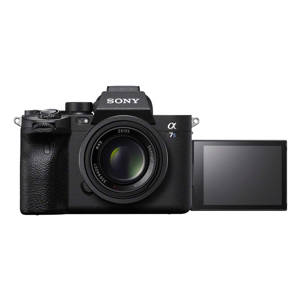 【今週発売の注目製品】ソニーから、40万円のフルサイズミラーレスカメラ「α7S III」が発売
