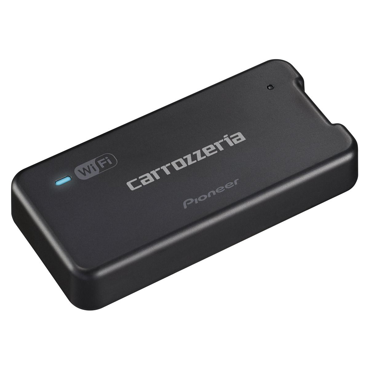 車内Wi-Fiが無制限に使える! カロッツェリア 車載用Wi-Fiルーター「DCT-WR100D」発売