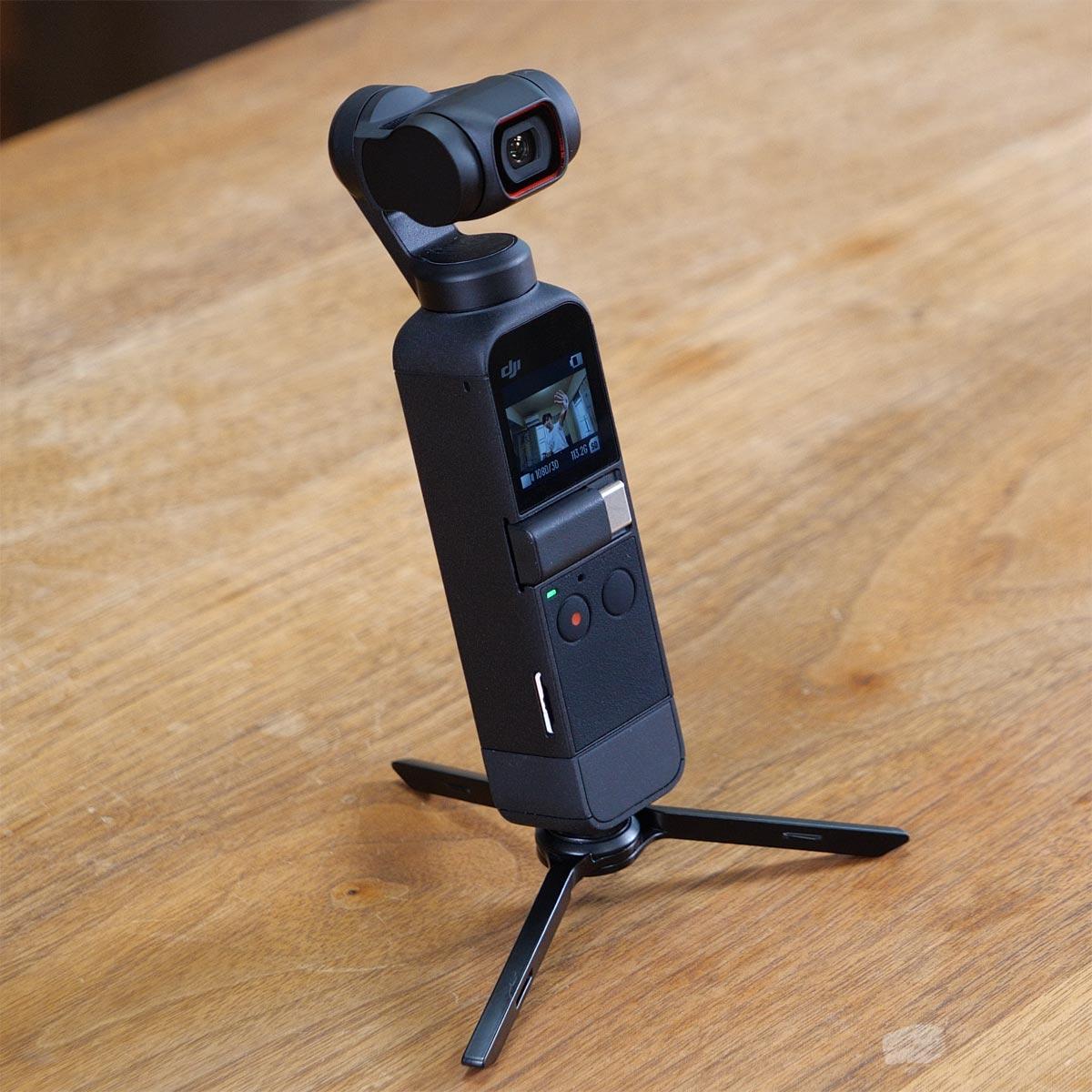 【動画】「DJI Pocket 2」速攻レビュー。広角レンズ搭載&HDR対応など新機能満載