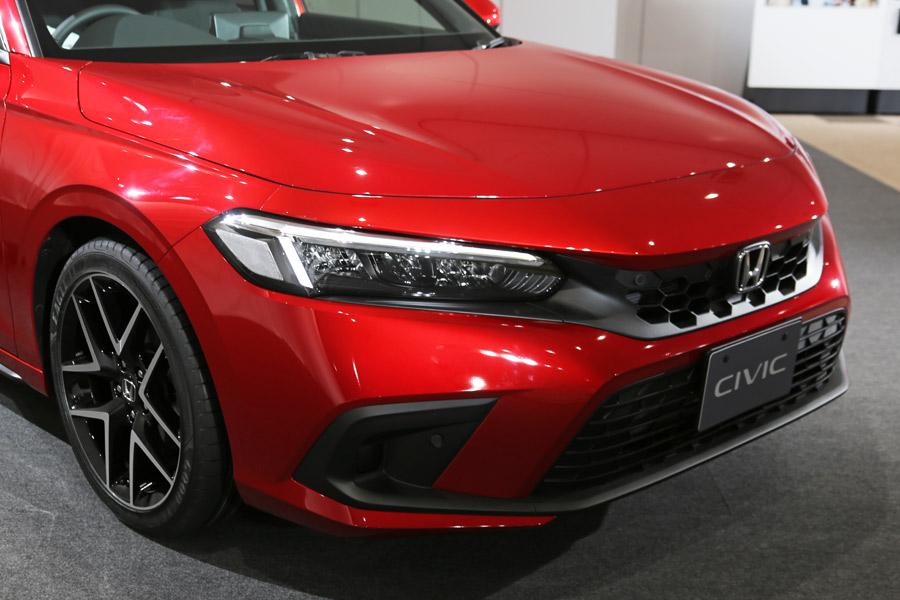 2021年秋に発売! ホンダ 新型「シビックハッチバック」は人気の6MTモデルもラインアップ - 価格.comマガジン