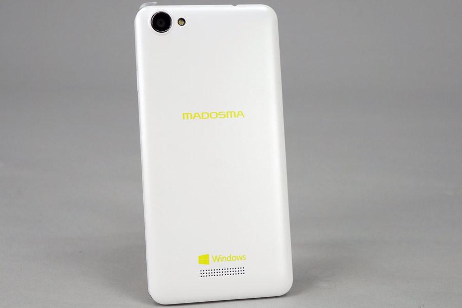 3万円台の価格が魅力のWindows Phone「MADOSMA Q501」レビュー