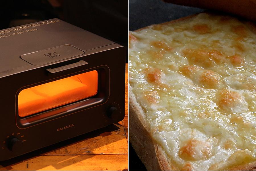 """やみつきになる美味さ! 噂の「バルミューダ ザ トースター」で焼いた""""究極のトースト"""""""