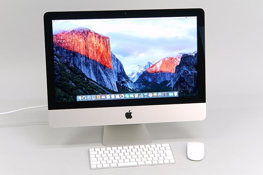 「21.5インチ iMac Retina 4K ディスプレイモデル」で4K動画は快適に編集できるのか?