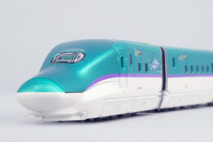 祝!北海道新幹線開業! 「北海道新幹線 H5系」が早くもBトレインショーティーで登場しました!