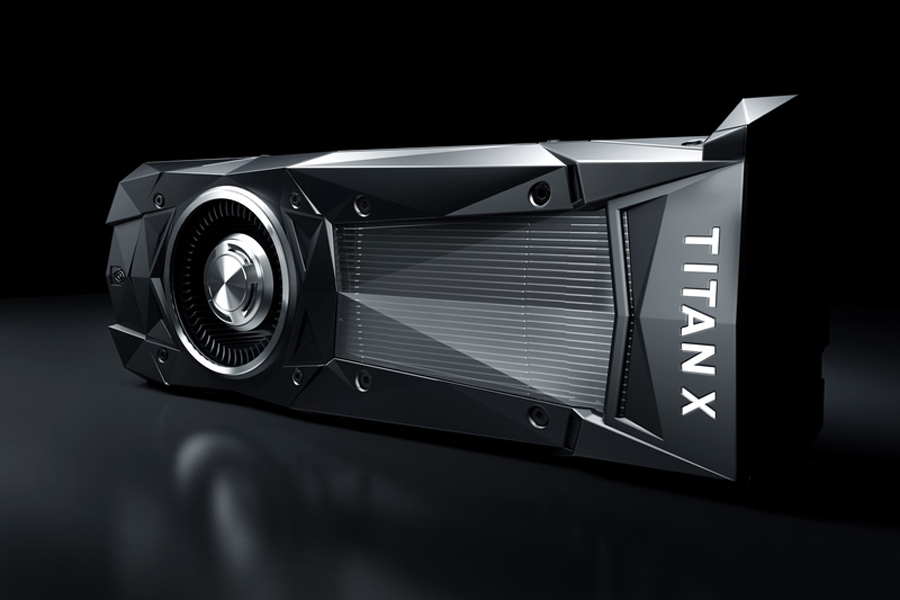 Pascalアーキテクチャを採用した最上位GPU「NVIDIA TITAN X」発表