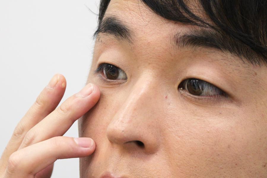バレない男のメイク−肌の赤みと目のクマを目立たなくする方法−