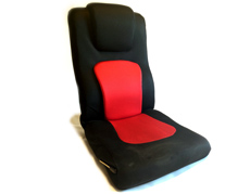 ほんの少しの贅沢。カチカチ言わないガス圧リクライニング座椅子