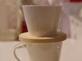 カフェ店主が、理想のコーヒーを目指して考案した「ドリッパー」