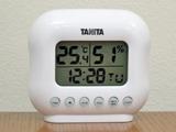 温度・湿度管理でインフル予防! タニタの温湿度計をチェック