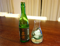 「氷ポケット」でお酒が薄まらない冷酒とっくり