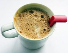 自宅で簡単ラテ。フワモココーヒー泡が簡単にできちゃう