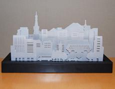 東京タワーとスカイツリーが一望できるパノラマ加湿器