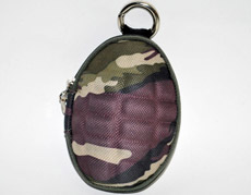 大切なカギやお金は手榴弾の中なら安全だ…?