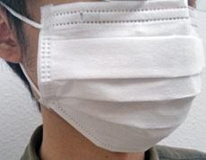 花粉症にはダチョウの「抗体」を敷き詰めたマスクがいいらしい!