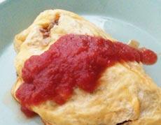 """テレビで話題""""日本一のトマトケチャップ""""を実食!"""
