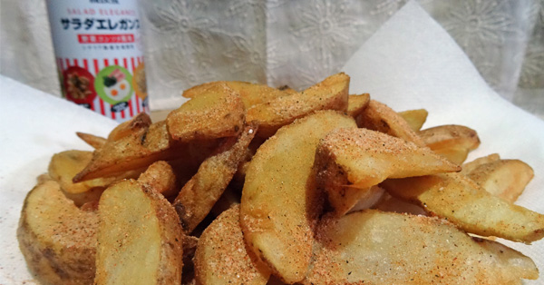 あのコンビニポテトの味を再現できる調味料を発見!