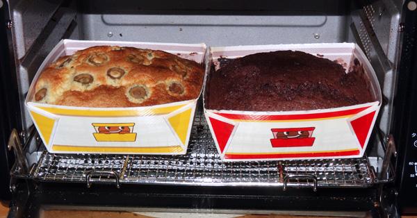 フォークで混ぜるだけ! 超手軽にケーキが作れる「箱」