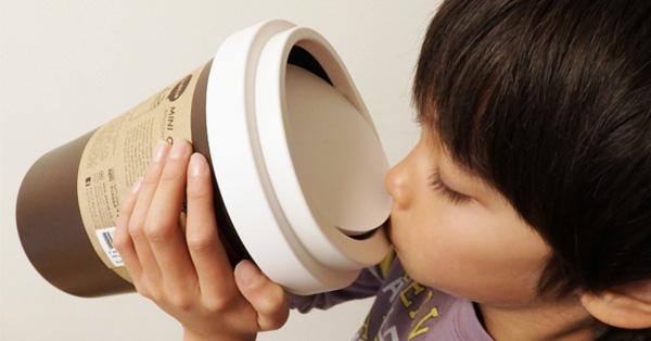 巨大なコーヒーカップ? と思いきや、実は○○なんです