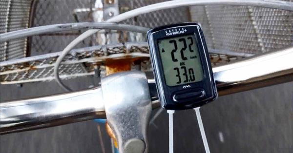 あなたの最高時速は? 自転車に乗るのが楽しくなる「サイコン」