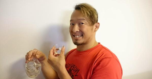 日本酒を中から冷やしてじっくり楽しむ。大人の冷酒セット