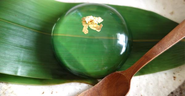 ぷるぷるつるん…透明なスイーツ「水信玄餅」を作ってみた