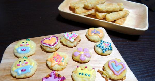 チンするだけ! こんがりクッキーが焼き上がる魔法のシート