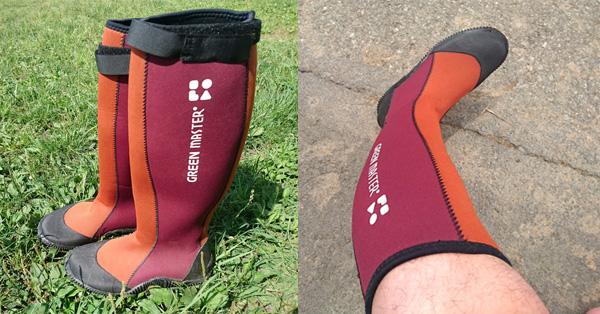 何このフィット感…歩きやすさ最強クラスの長靴を発見!