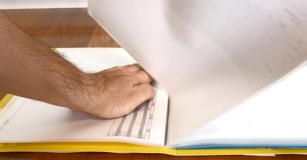 """クリアファイルを""""ノート化""""できる便利ホルダーを発見!"""
